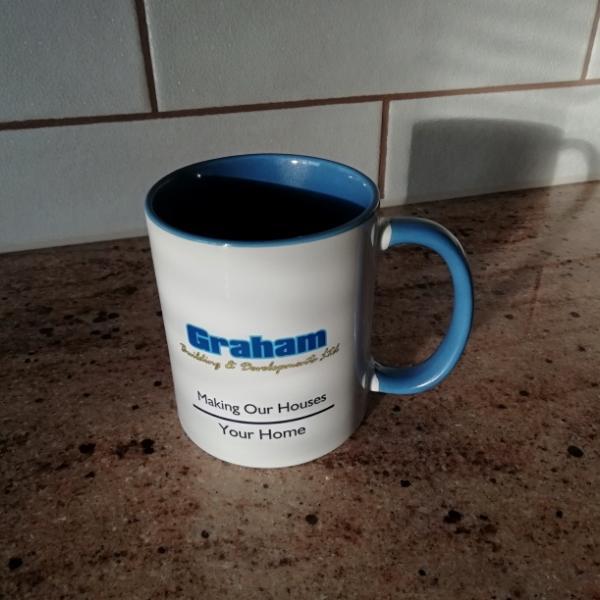 Sponsor coffee morning