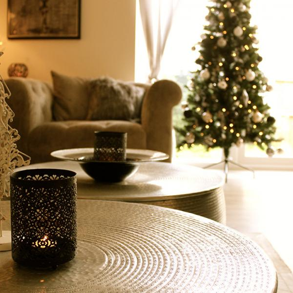 Showhome at Christmas