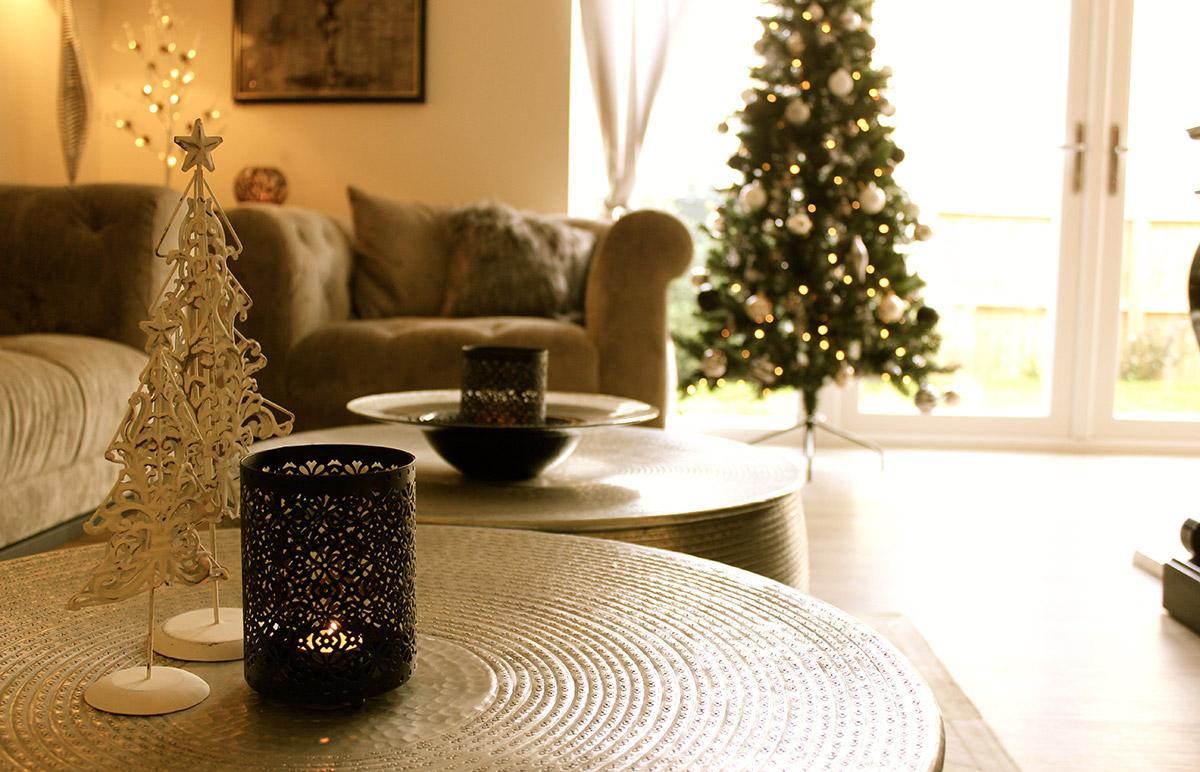 Showhome at Christmas