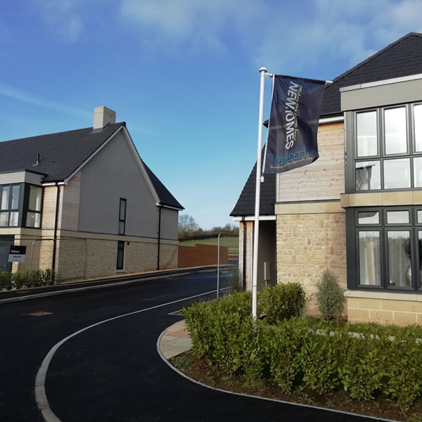 New Builds Wookey, Somerset
